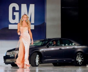 2006 GM TEN Event - Stacy Keibler