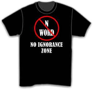 NWord-tshirt